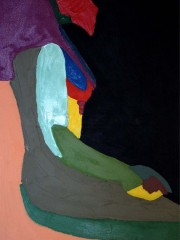 11,Oil Painting on Canvas,120x80cm, 2012